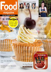 Food Magazine Vol 5, No 8, August,2016 Issue